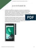 Ejecutar Apps en El Emulador de Android _ Desarrolladores de Android