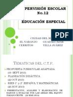 FUNCIONES DEL EQUIPO PARADOCENTE EN EDUCACION ESPECIAL