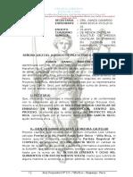 Medida Cautelar de Ruben Martinez Guerrero Contra Proyecto Villa Rica.