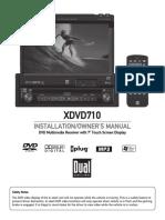 xdvd710