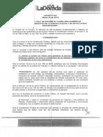 Decreto 036 - Parrillero Hombre