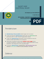 Short Cas Alvi Electrical Injury