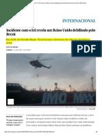 Incidente Com o Irã Revela Um Reino Unido Debilitado Pelo Brexit _ Internacional _ EL PAÍS Brasil