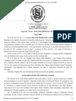 Sentencia 02 Sala Constitucional 11-1-17