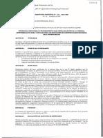 Ordenanza Municipal Ilo-Moquegua - Peru 674-219