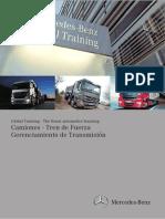 Camiones - Tren de Fuerza - Gerenciamiento de Transmisión