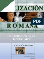 roma elaboracion desplegable