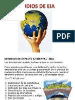 EIA estudios de impacto ambiental