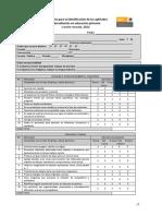 Inventario de Interes Para Alumnos as Telesecundaria