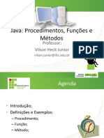 Rev Java Metodos