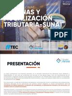 _V Foro Nacional Aduanas y Fiscalización Tributaria Sunat