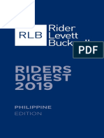 Riders Digest 2019