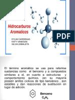 EXPOSICION- HIDROCARBUROS AROMATICOS