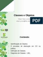 02 - Classes e Objetos