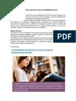 Como Desarrollar Comprensión Lectora Como Habilidad Transversal
