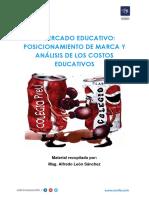 DIRECTORES B - SEPARATA El Mercado Educativo - Posicionamiento de Marca y Análisis de Los Costos Educativos.