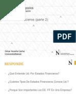 Sesion 2 Estados Financieros II