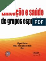 (CHACON, BEATÓN, OLIVEIRA, 2012) Educacao e Saude- De Grupos Especiais