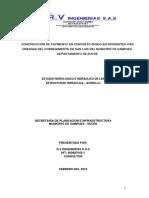 Estudio Hidrologico e Hidraulico-bordillo RV-01