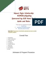 Impact byte promotion