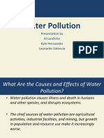Water Pollution 20 1