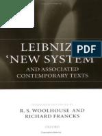 R. S. Woolhouse, Richard Francks (Editors and Translators) - Leibniz's 'New System' and Associated Contemporary Texts-Oxford University Press, USA (1997)