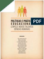 Politicas e Praticas Educacionais LENPES
