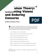INRTO Curriculum Theory-Schiro