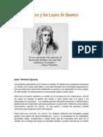Los Proyectos y Las Leyes de Newton