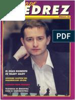 Nº 18 Revista Tiempo de Ajedrez Nº 18 - 1994