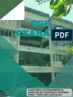 Aula 01 - Auditoria (Governança e Análise de Risco II)