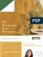 Shelter Associates Ngo Information Brochure