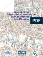 Egm Slum Mapping Report Final