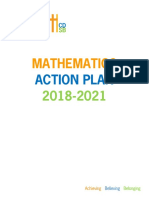 Mathematics Action Plan 2018 2021
