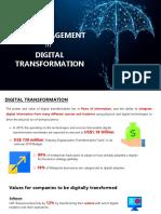 Managing Risk in Digital Transformation Dr Sekar Jaganathan