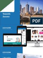 Personal Branding Persevering Towards Success Leza Klenk