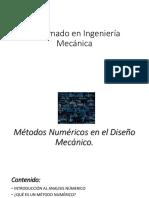 1er Módulo - Métodos Numéricos