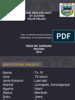 CASE REPORT STEMI Dengan Anemia - Aqmarlia Janita Putri (J510185063) 26072019