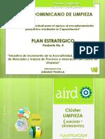 Planificacion Estrategicallimpieza Producto 4