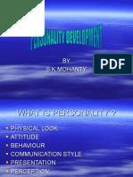 Personalty Development