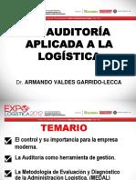 La Auditoria Aplicada a La Logistica