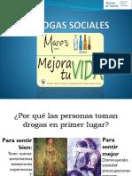 PPT DROGAS SOCIALES
