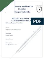 Sintesis Sistema Nacional de Coordinación Fiscal