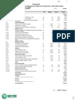 modelo presupuesto