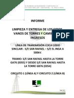 PLAN DE CIERRE Y ABANDONO L/T 500KV