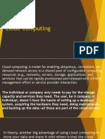 Cloud Computing (New)