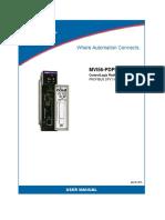 Mvi56 Pdpmv1 User Manual