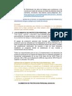 Consulta Salud Ocupacional