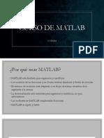 Curso de Matlab1