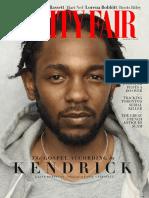 Vanity Fair USA - August 2018